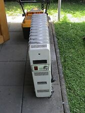 Standheizung Ölradiator 2000W  80er De Longhi