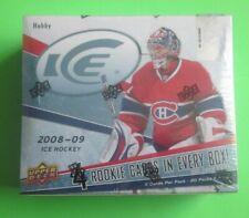 2008-09 Upper Deck Ice Hockey Hobby Sealed Box