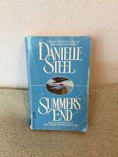 Summer's End by Danielle Steel (1979)
