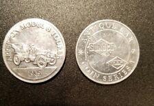 Apperson Model B Tourer Sunoco Antique Car Coin Series 1 Franklin Mint Coin
