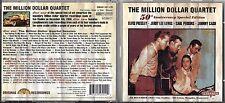 2 CD 73T THE MILLION DOLLAR QUARTET, PRESLEY...50th ANNIVERSARY SPECIAL EDITION