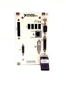 National Instruments NI PXI-8110 Core2 Quad 2.26 MHZ Controller