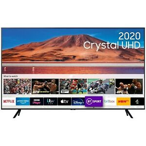 "Samsung 65"" 4K Ultra HD HDR10+ Smart LED TV with TV Plus & Adaptive Sound"