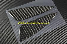 FOR 08~09 Mercedes Benz W204 C Class Real Carbon Fiber Mirror Trim Cover C300 63