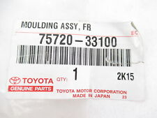 OEM Lexus 75720-33100 Driver Front Window Sweep Molding 04-06 ES330 02-03 ES300