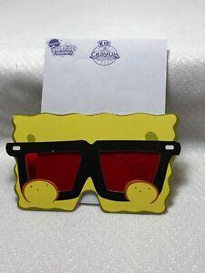 Cranium Spongebob Edition Replacement Parts Pieces Paper Pad & Decoder Goggles