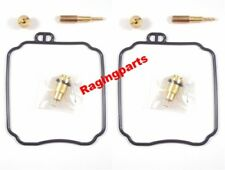 Carburetor Rebuild Repair Kit (2 Kits) Hyosung GV250 / UM V2C-250T