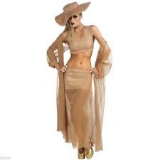 Womens Adult Lady Gaga BTW 2011 Grammy Awards Grammys Skin Color Costume