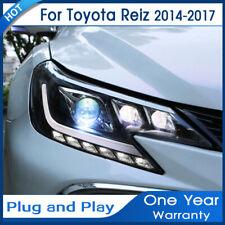 For Toyota Mark X Headlight 2014-2017assembly Bi-Xenon Lens Double Beam HID KIT