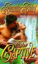The Captive - Amanda Ashley (Paperback)