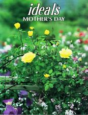 Ideals Mother's Day Magazine May 2002 Vol 59 No 2 Yellow Rose Purple Iris Cover