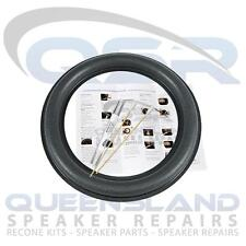 "10"" Foam Surround Repair Kit to suit JL Audio Speakers 10W6 V2 (FS JL10W6V2)"