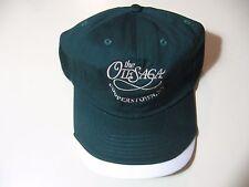 The Oie Saga: cloth strap metal buckle adjustable hat/ball cap,NEW