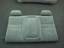 Gray Cloth Rear Car Seat Back  2007 Honda ACCORD NICE 36K MILES