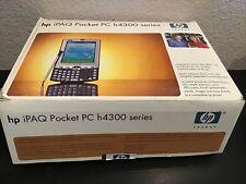 Hp iPaq Pocket Pc H4300 Series - H4355 64mb Win 2003 400 Mhz Wi-Fi (Fa173A#Aba)