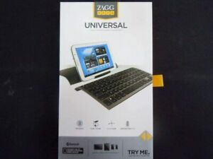 ZAGGkeys Case Universal Wireless Keyboard for All Bluetooth Smartphones/Tablets