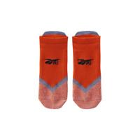 Reebok RBK x Victoria Beckham Running Socks Orange FI8897 Brand New