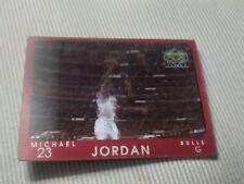 MICHAEL JORDAN 1997 Upper Deck *Diamond Vision* hologram card #4 NM