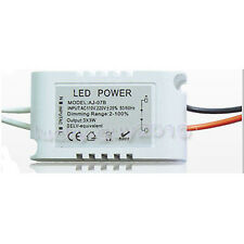 3x3W Dimmable IP65 Waterproof LED Light Driver 9Watt Power Supply DC9V~12V 600mA