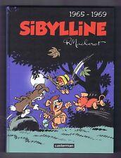 MACHEROT. Sibylline 1965 - 1969. Intégrale. NEUF