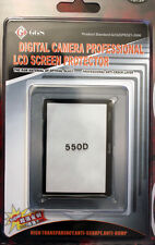 CANON 550D PROFESSIONAL LCD SCREEN PROTECTOR