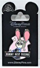 Disney Zootopia Judy Hopps Bunny Best Friend Pin NEW CUTE