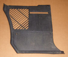 1968-70 AMC AMX Javelin Interior Front Plastic Kick Panel Trim Right Black 1970