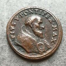 Medaglia Vaticano Sisto V Pius V 1585 30mm 15,96gr