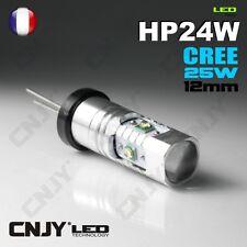 2 AMPOULES HP24 24W CREE LED FEUX JOUR DIURNE POUR PEUGEOT 3008