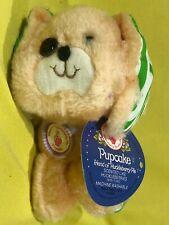 Kenner Vintage Strawberry Shortcake PUPCAKE Puppy Dog Plush Stuffed Animal