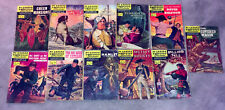 JERRY WEIST ESTATE: 11 issues CLASSICS ILLUSTRATED (Gilberton 1952-59) NR!