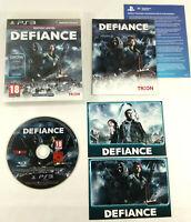 Jeu Playstation 3 PS3 VF  Defiance Edition Limitee et notice  Envoi rapide suivi