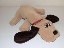 Vintage Tonka Pound Puppy Tan Brown Collar