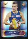 2015 Select Champions Silver Brisbane Lions Lewis Taylor card No. 27 Lions .