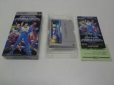 Captain Commando Nintendo Super Famicom Japan EXC