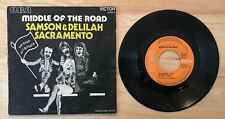 RARE FRENCH SP MIDDLE OF THE ROAD SAMSON & DELILAH
