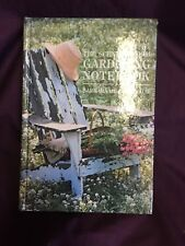 Scented Room Gardening Notebook by Ohrbach, Barbara Milo Hardback