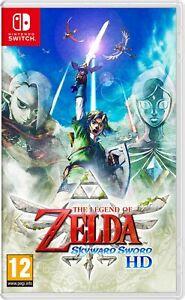 The Legend of Zelda: Skyward Sword (Switch) Brand New & Sealed