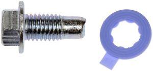 Engine Oil Drain Plug fits 1999-2011 Workhorse W20,W22 W24 P30  DORMAN - HELP