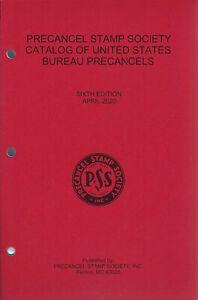 PSS Catalog of US Bureau Precancels, 6th Ed, (2020) - New Edition!