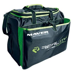 Maver N1225 Reality Jumbo Carryall & N1220 Reaility 4 tube Holdall