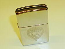 PEPSI-COLA classe-Zippo lighter 1999-Silver Plate-Black Ice-Nice-Rare