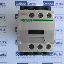 TELEMECANIQUE LC1D12F7 TESYS CONTACTOR 3P 3NO AC3 440V 12A 110VAC COIL SCHNEIDER