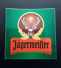3 new Jagermeister Vinyl Sticker toolbox Truck bumper decal