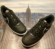 online store aa537 f3246 Nike Air Force 1 Low Retro NYC New York City Kith Black Size 11 845053 002