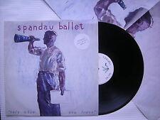 SPANDAU BALLET - ONLY WHEN YOU LEAVE / peinture me down,chrysalis spax-3 EX