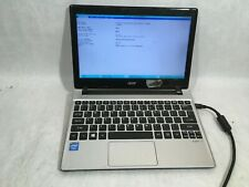 "Acer Aspire One Q1VZC Celeron 1017U 1.60 GHz 4 GB Ram 11.6"" Boots- FT"