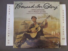 BOUND FOR GLORY ORIGINAL SOUNDTRACK LP IN SHRINK WOODY GUTHRIE UA-LA695-H