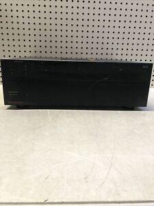 SpeakerCraft MZC-66 Multi-Zone 12 Channel AV Power Amplifier POWERS ON UNTESTED