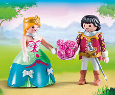 PLAYMOBIL® 9215 Prince and Princess Duo Pack - NEW 2017 - S&H FREE WORLDWIDE